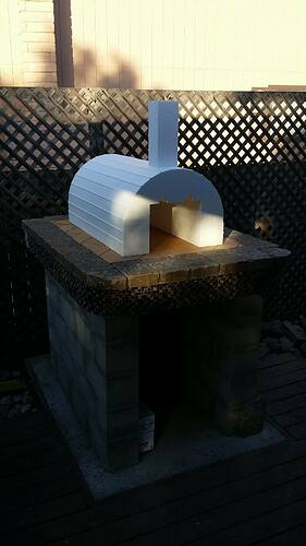 Make Pizza Oven At Home (11)