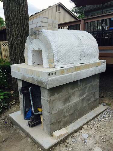 Simple Outdoor Oven (16)
