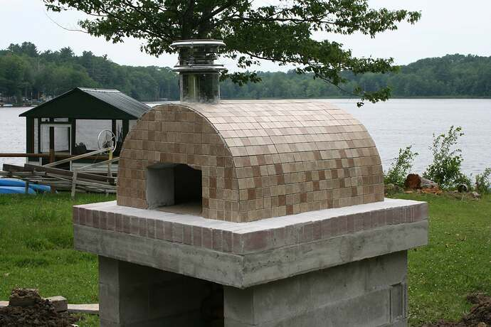 Outdoor Pizza Oven Kits (35)