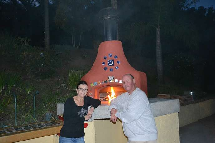 Wood Fire Pizza Oven (82)