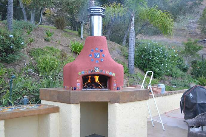 Wood Fire Pizza Oven (91)