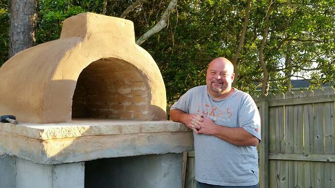 DIY Wood Fired Oven (21)
