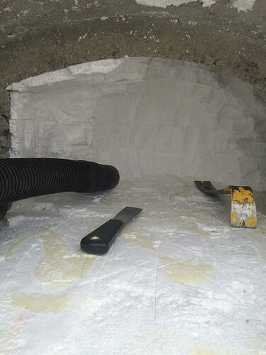 Home Made Pizza Oven (27)
