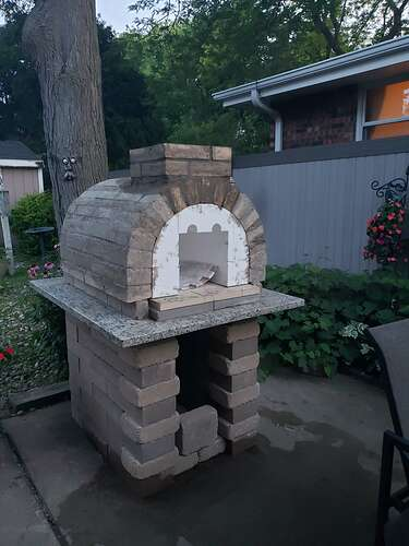 Brick Oven Pizza At Home (4)