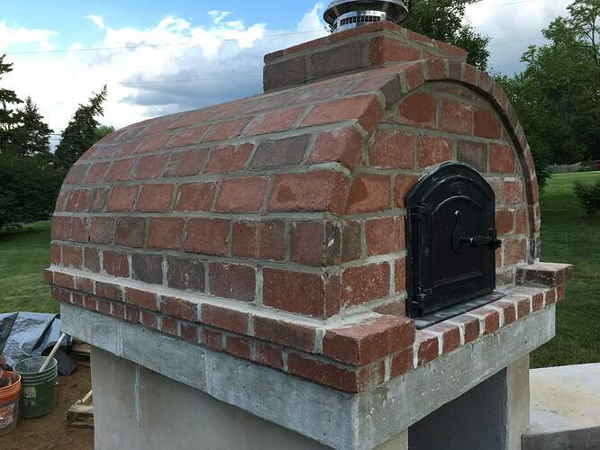 How To Build An Italian Pizza Oven