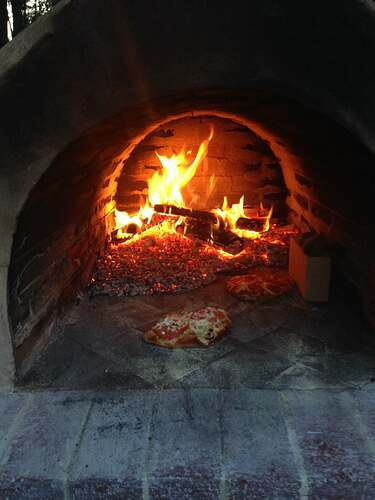 Wood Fired Oven Kit (25)