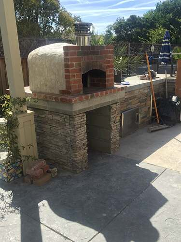 How To Make Wood Fired Oven At Home (43)
