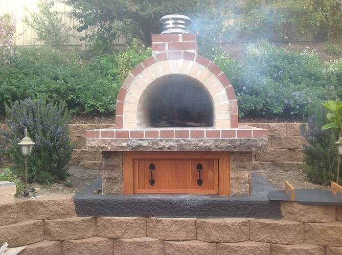 Build A Pizza Oven (16)
