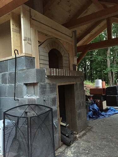 Outdoor Fireplace and Seating (23)