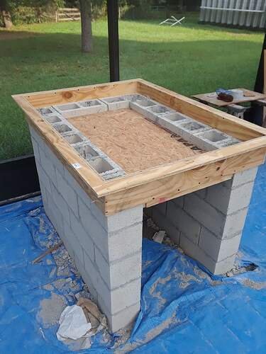 Building A Pizza Oven (13)