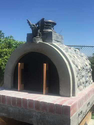 Home Pizza Oven Outdoor