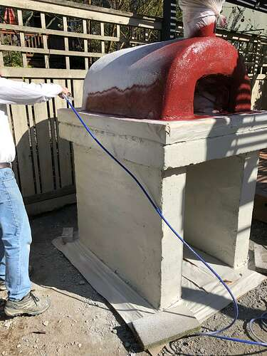 Wood Fired Bread Oven (58)