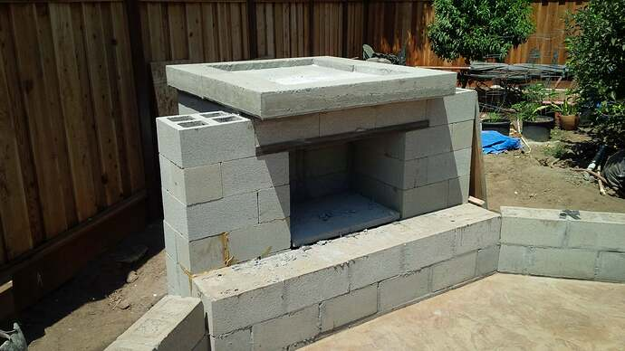 DIY Wood Fired Pizza Oven (29)