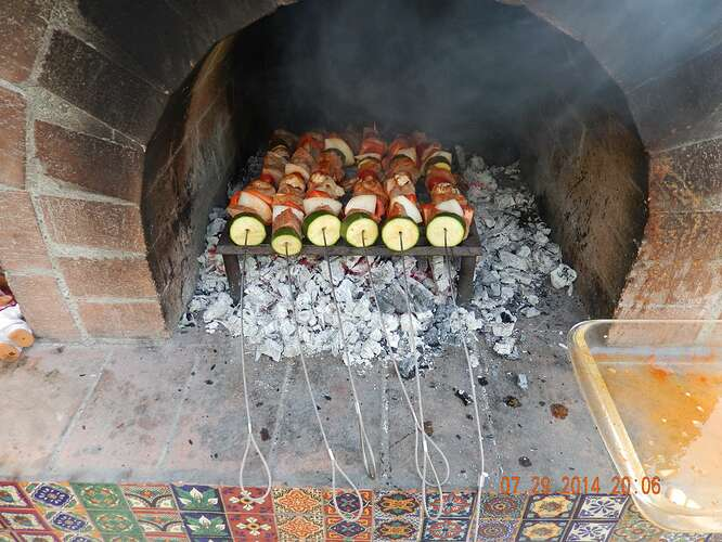 Build Your Own Brick Pizza Oven (51)