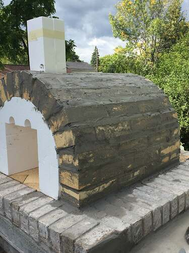 How To Build A Brick Pizza Oven Outdoor (4)
