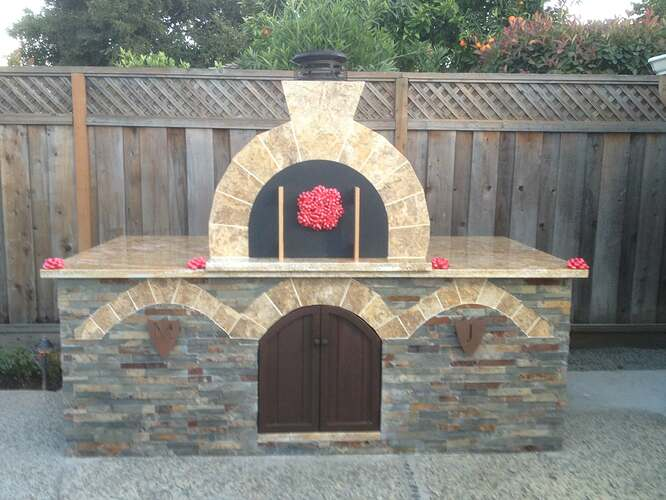 Outdoor Gas Pizza Oven (54)