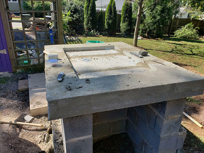 How To Build a Stone Pizza Oven (5)