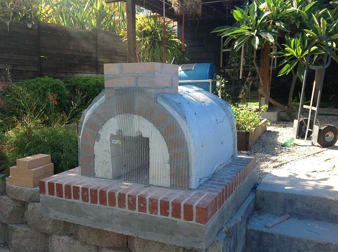 Outdoor Wood Fired Oven (27)