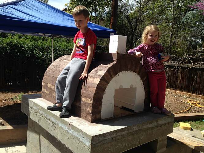 Italian Wood Fired Pizza Oven (4)