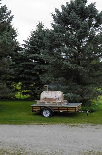 Portable Wood Fired Pizza Oven (27)