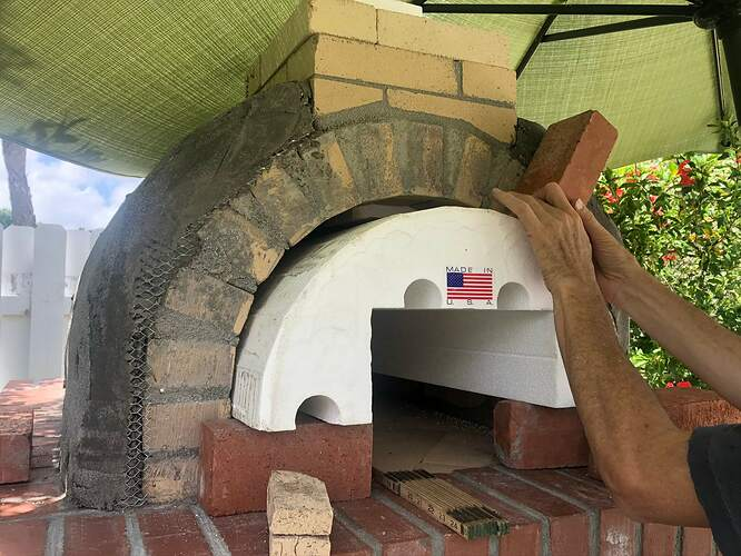 Wood Fired Pizza Oven Kits (6)