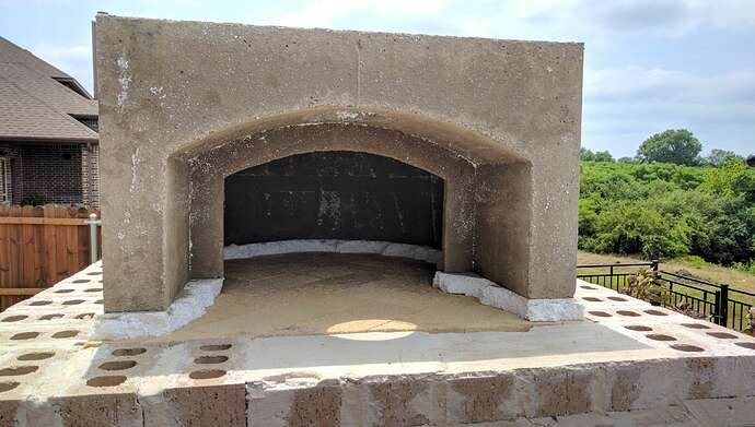 How To Make A Pizza Oven (29)