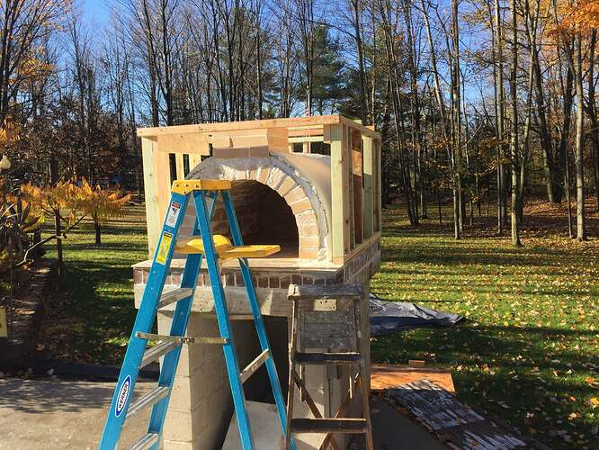 Outdoor Brick Oven And Grill (3)
