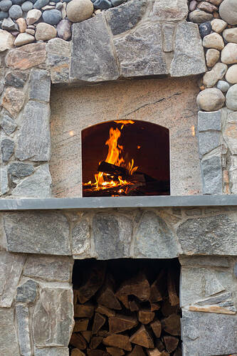 How To Build a Stone Pizza Oven (13)