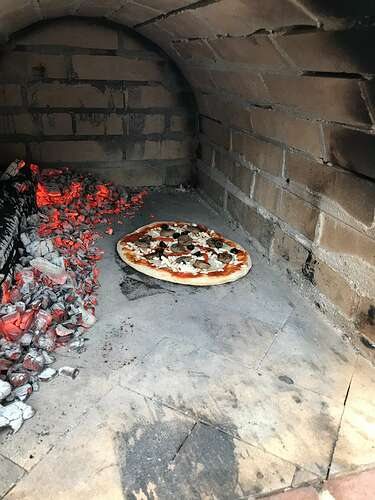 Woodfire Pizza Oven (15)