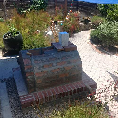 Outdoor Wood Fired Oven (18)