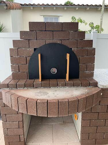 Combination Grill Smoker Pizza Oven (6)