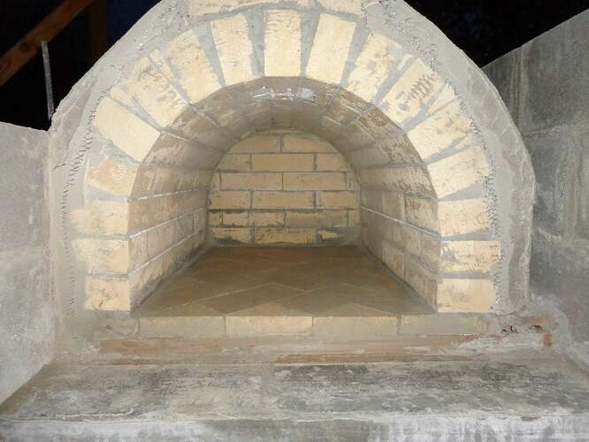 Outdoor Natural Stone Fireplace (11)