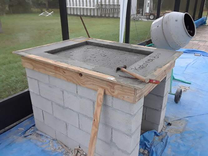 Building A Pizza Oven (27)