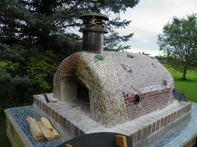 Portable Wood Fired Pizza Oven (16)