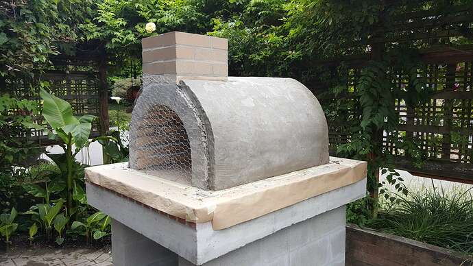 Wood Pizza Oven (18)