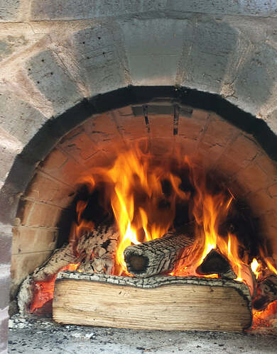 How To Make An Outdoor Pizza Oven (81)
