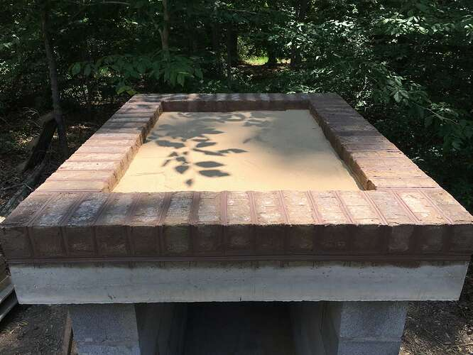 Wood Fired Brick Oven (33)