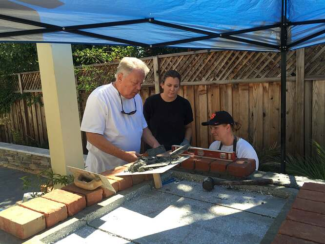 How To Make Wood Fired Oven At Home (14)