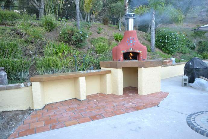 Wood Fire Pizza Oven (97)
