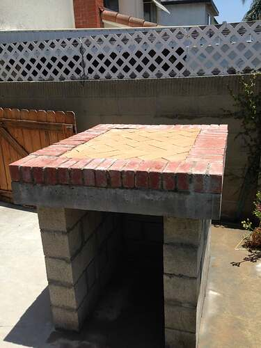 Outdoor Grill With Oven (24)