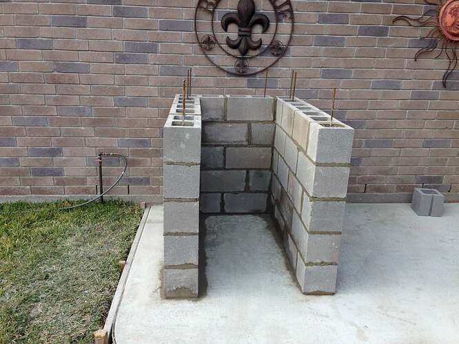 How To Make A Brick Pizza Oven (2)