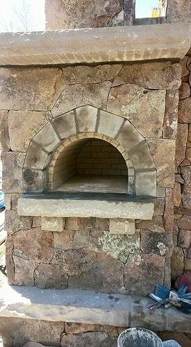 Fireplace Pizza Oven Combo (4)