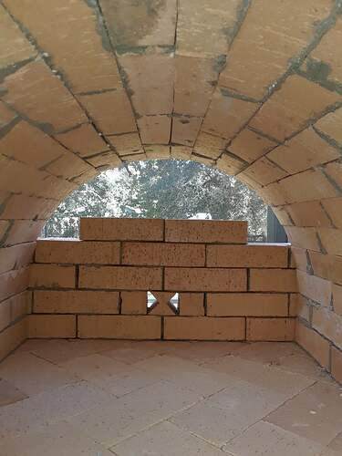 Building A Pizza Oven (125)