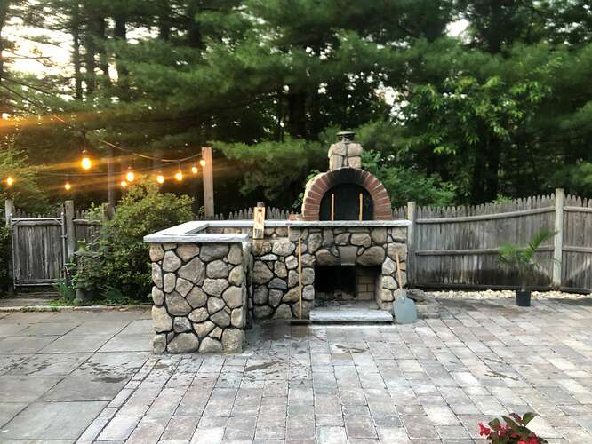 Outdoor Stone Pizza Oven (5)