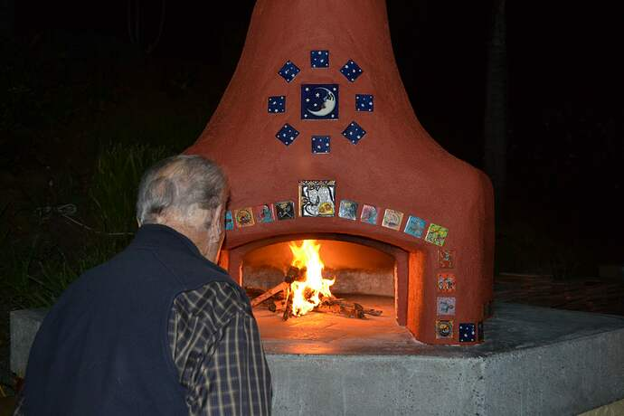 Wood Fire Pizza Oven (88)