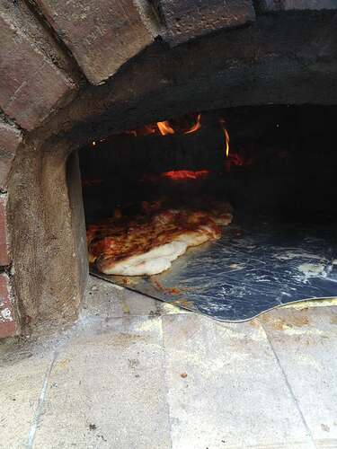 How To Build An Outdoor Brick Oven (97)