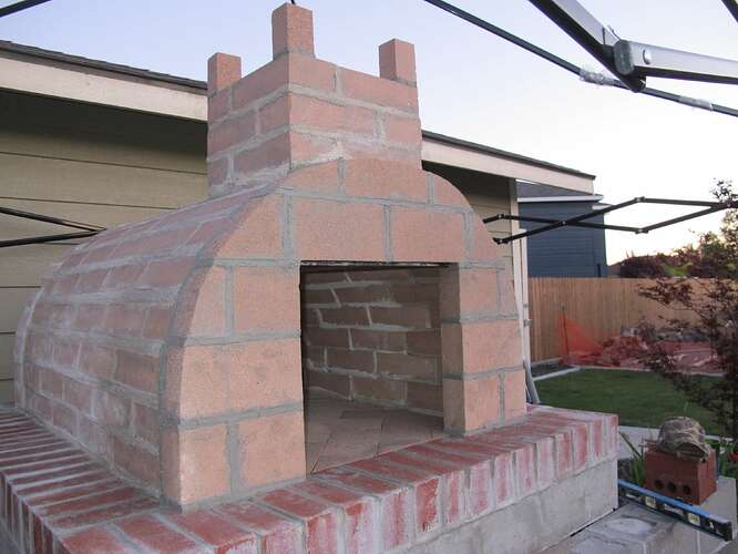 How To Pizza Oven Build (18)