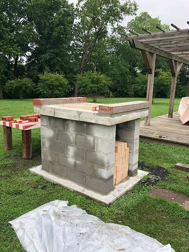 How To Build a Pizza Oven at Home (18)