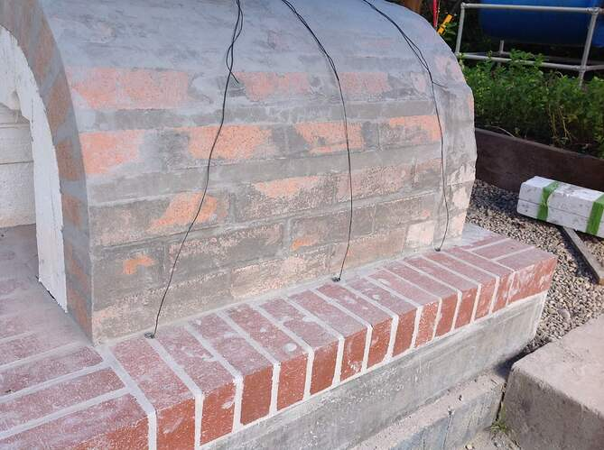 Outdoor Wood Fired Oven (23)