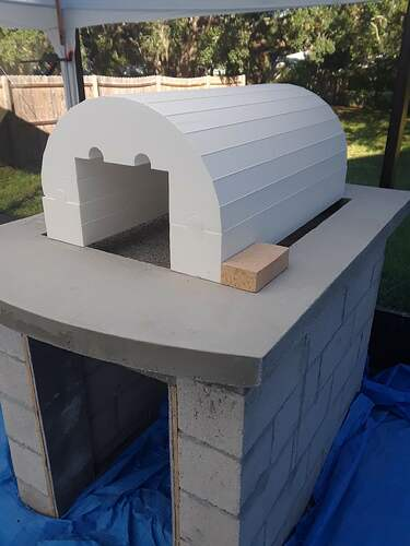 Building A Pizza Oven (64)